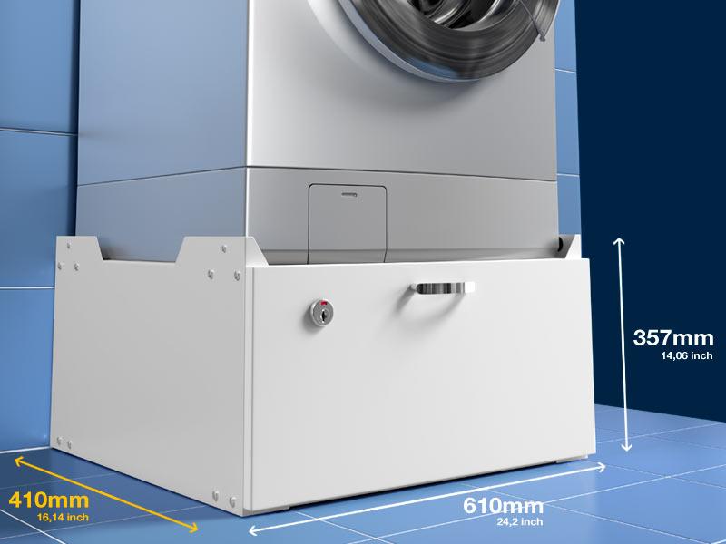 Erfreut Waschmaschinen Unterschrank Zeitgenössisch - Schlafzimmer ...